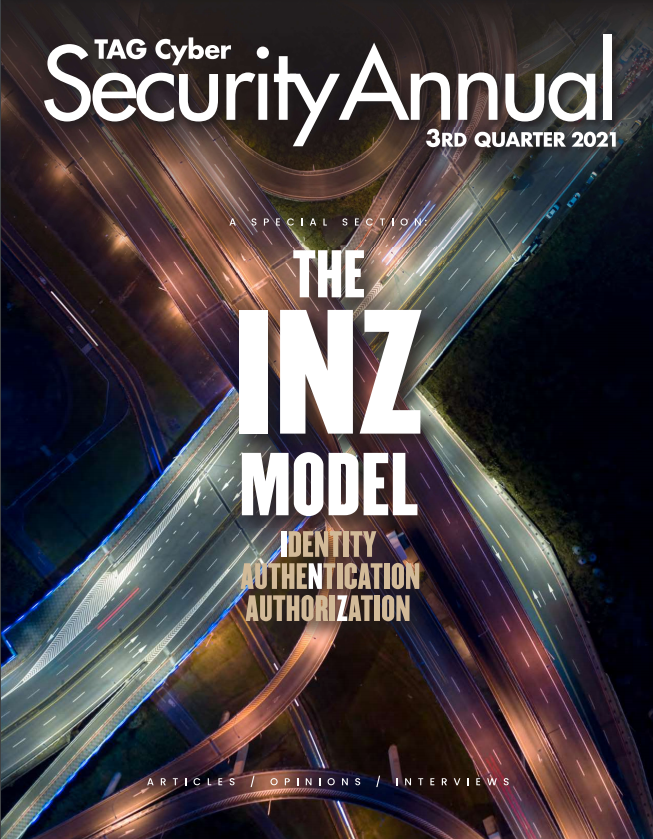 TAG CYBER SECURITY ANNUAL 3RD QUARTER 2021